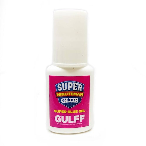 GULFF Superglue GEL 10ml