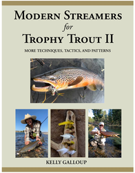 Modern Streamers For Trout II - Kelly Galloup