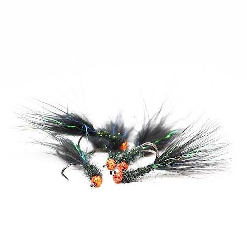 Peacock Jig Bugger