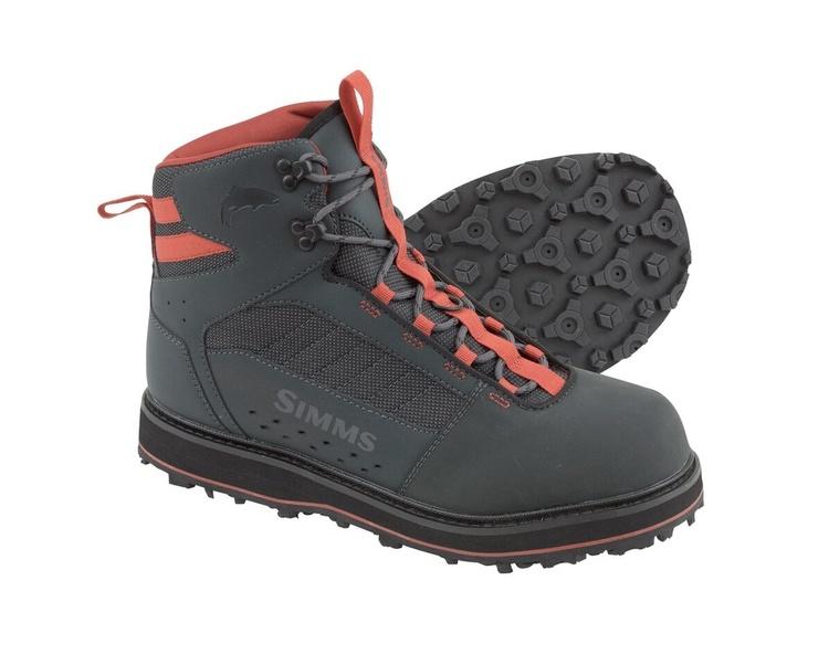 Simms Tributary Vadarsko Vibram Boot Carbon