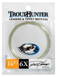 Trout Hunter RH Finesse Leader 14ft