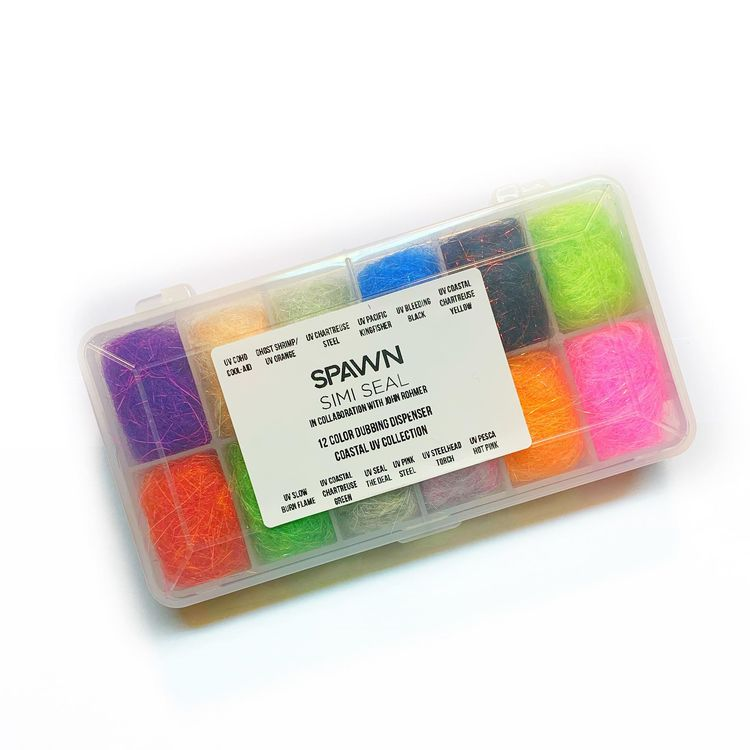 Spawn's Simi Seal UV Dubbing Dispenser