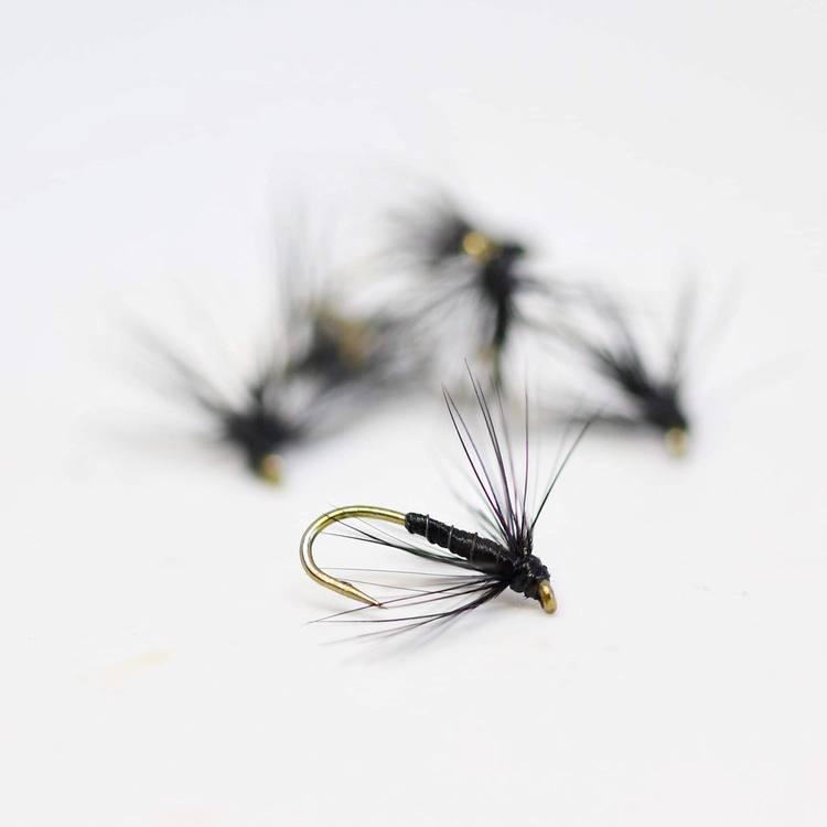 Black Spider #14 Barbless