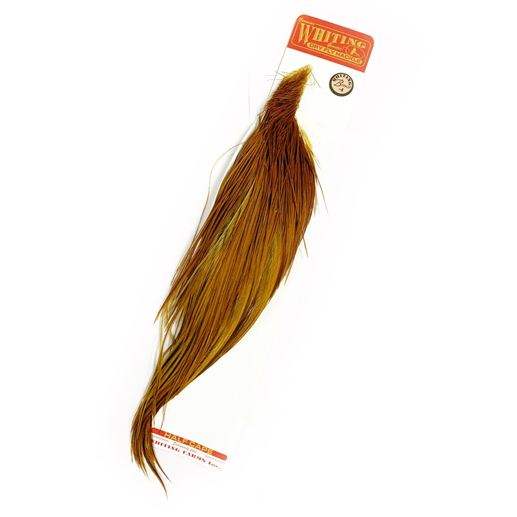 Whiting Bronze 1/2 Brown