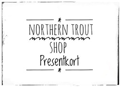 Presentkort - Northern Trout Shop
