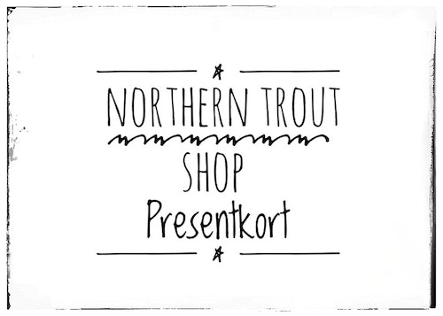 Presentkort - Northern Trout Shop
