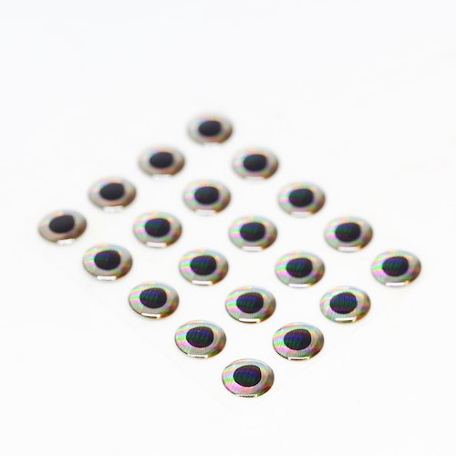 3D Epoxy Eyes - 9mm