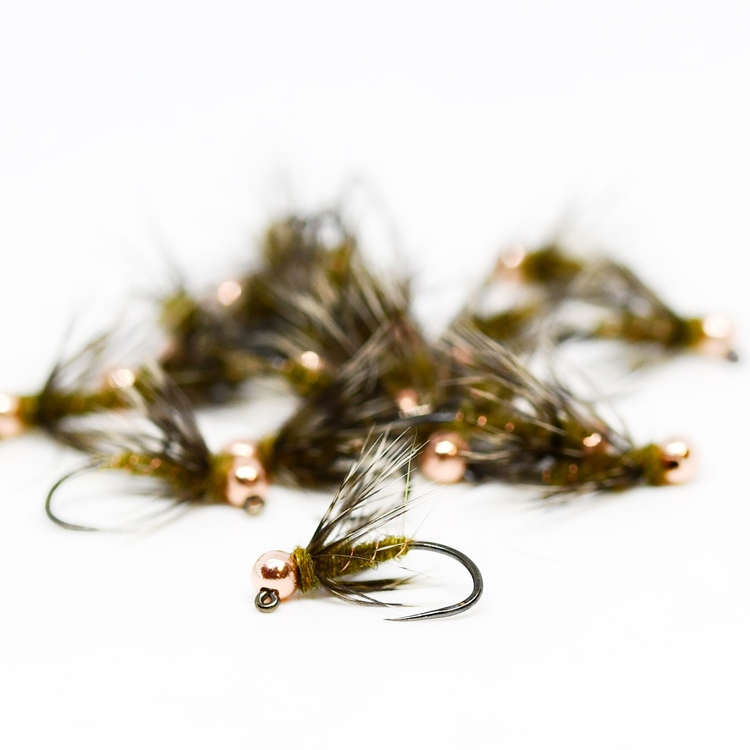 Jig Soft Hackles