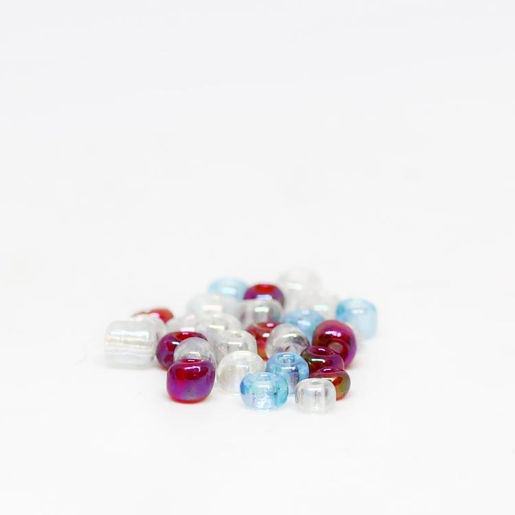 NTS Glass Beads 4mm