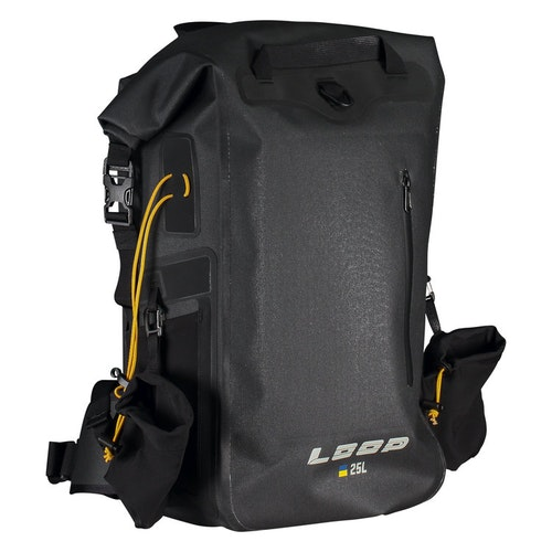 Loop Dry Backpack 25L - Black