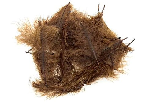 Micro Ostrich Spey Plumes