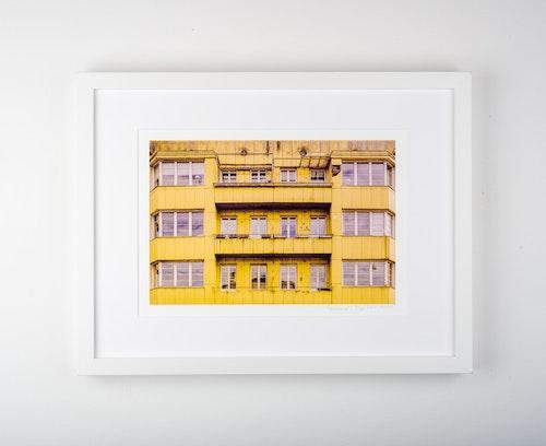 """""""gult hus"""""""