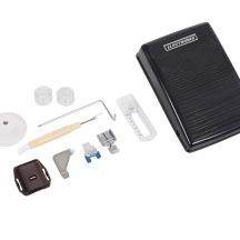 SINGER® Simple 3223 RETRO, inkl stretchnålar och extra trådpinne