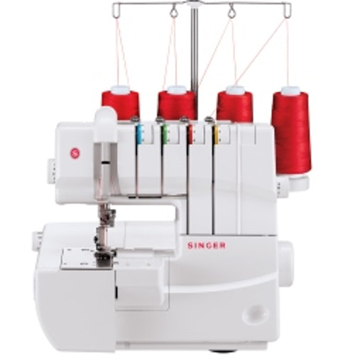 SINGER® 14T970 CoverStitch inkl. Inspira Bandkantare