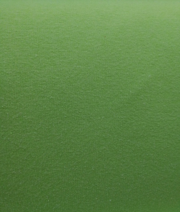 College flossad baksida - Neon Grön