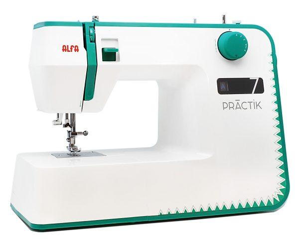 Alfa Hogar Practik 7 Grön Symaskin