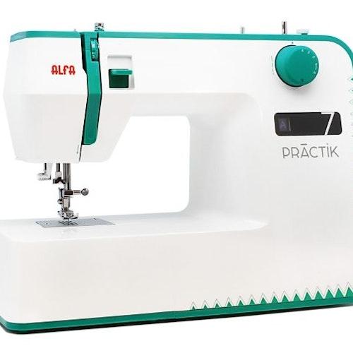 Alfa Hogar Praktik 7 Grön Symaskin
