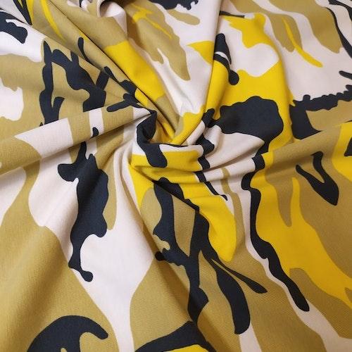 8dm klippt bit - Gul Camouflage TRIKÅ