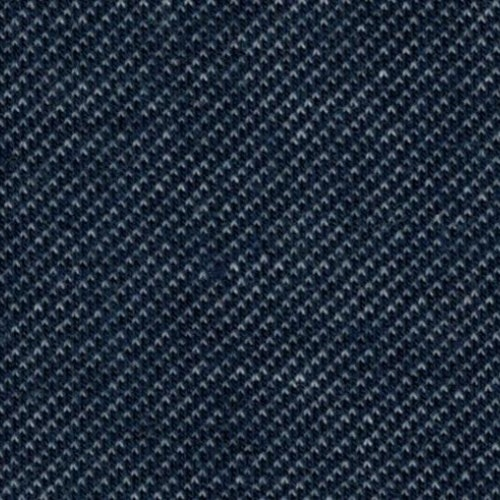 10dm klippt bit -  Jeanstrikå - Blå