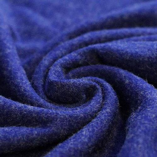 10dm klippt bit - No-angora Jersey kornblå