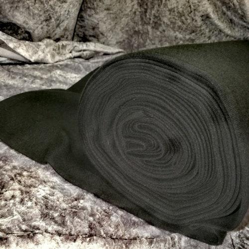 3dm klippt bit -  FILIPPA Muddväv - Svart