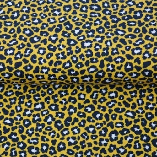 16dm klippt bit - Leopard - Gul