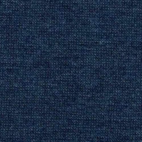 7dm klippt bit - FILIPPA Bomullstrikå - Svante Jeans blå melerad