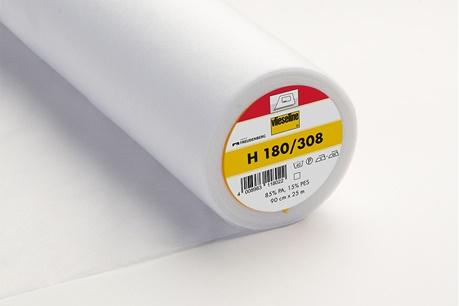 Vlieseline Påpressbart Mellanlägg H 180 svart eller vit