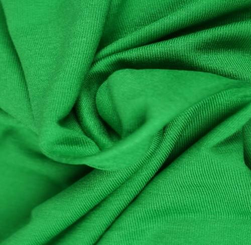 Viskosjersey Grön
