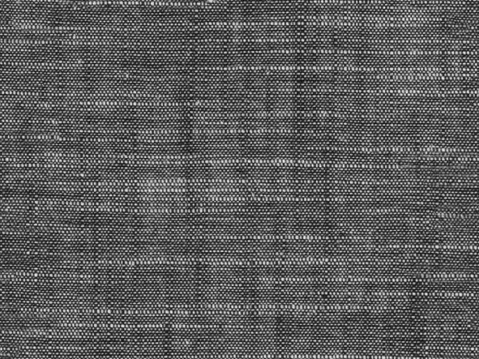 Bomullstrikå - Tryckt struktur Grå / Svart