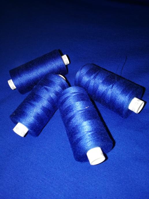 Coats tråd Kornblå
