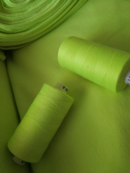 Coats tråd Neon gul