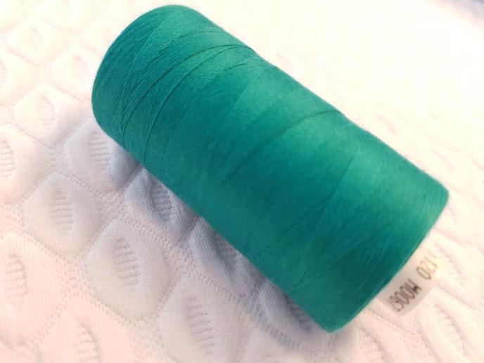 Coats tråd Jadegrön