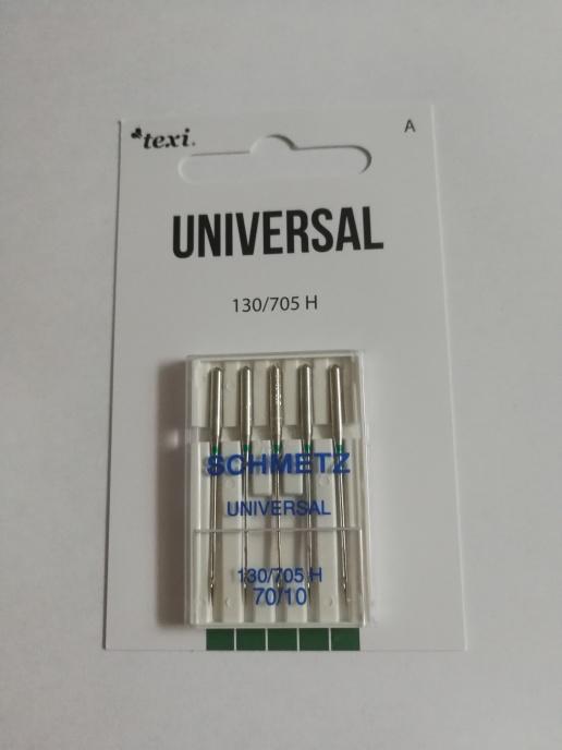 Nål TEXI Schmetz - Universal nålar 70/10