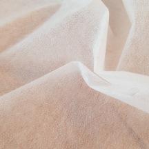 Påpressbart Tunt mellanlägg 100x250 cm, vit eller svart