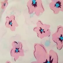 Peachskin Rosa blommor