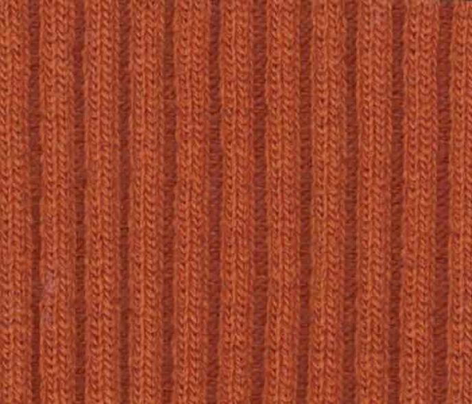 OLIVER Muddväv - Terrakotta