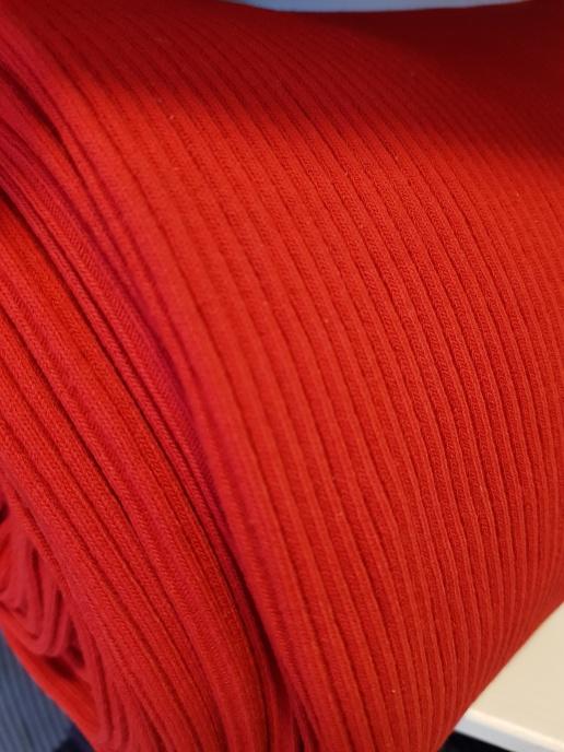 OLIVER Muddväv - Röd