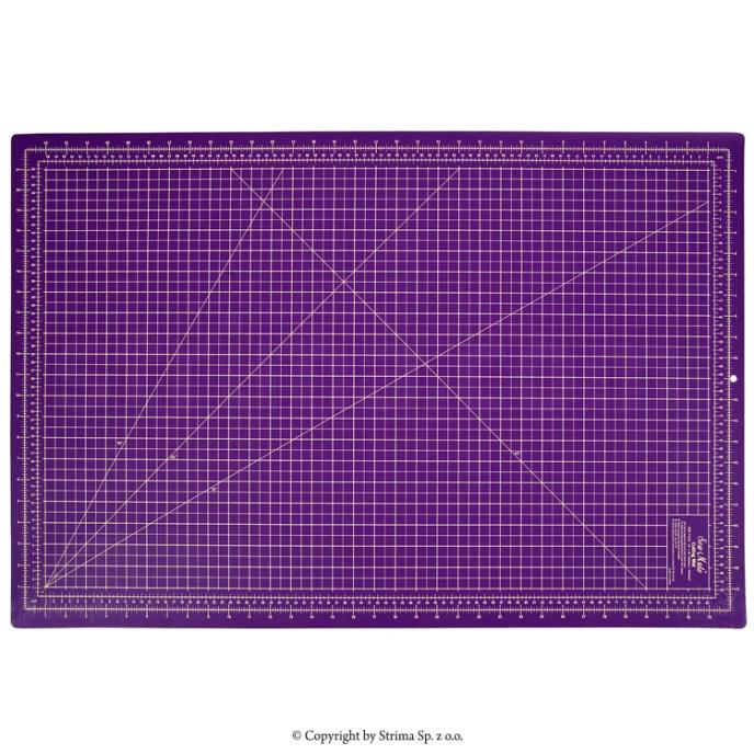 Skärmatta 60x90 cm - Lila