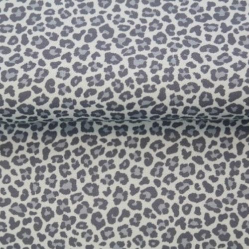 Leopard - Ljusblå