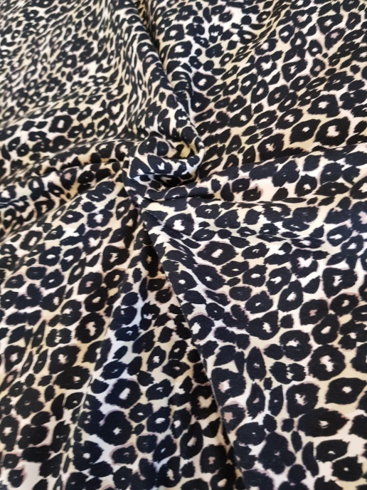 College flossad baksida - Leopard