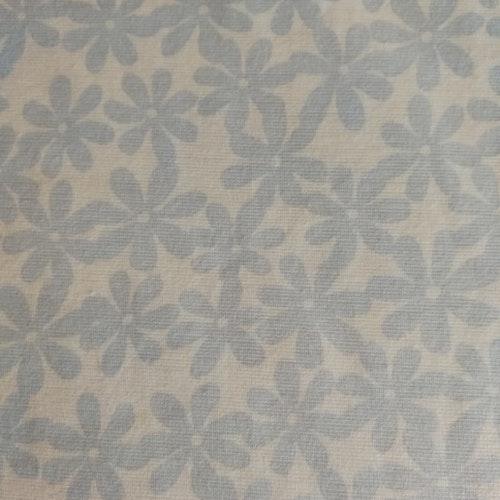 Courtelle - Ljusblå blomma