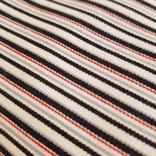 Twill - Kadettrand 3-färgad