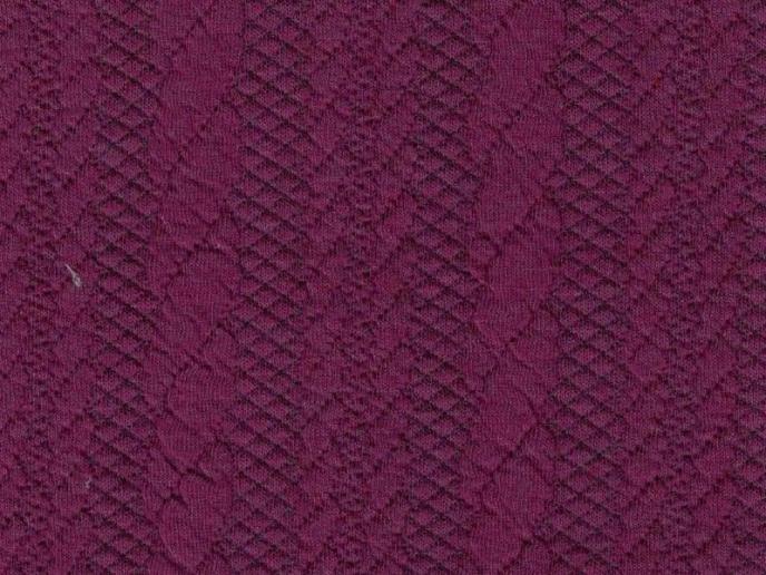 Jaquard - Kabelstickad färg: 14-6