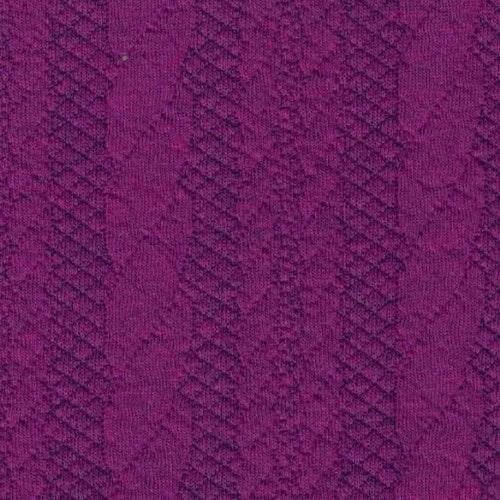Jaquard - Kabelstickad Färg: 10-28