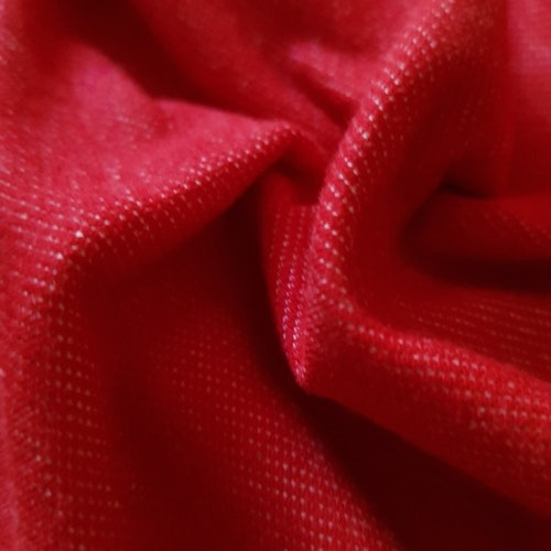 Jeanstrikå - Röd