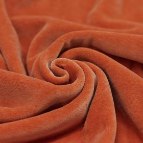 FILIPPA - Terrakotta Velour