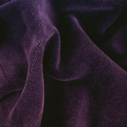 FILIPPA - Plommon Velour