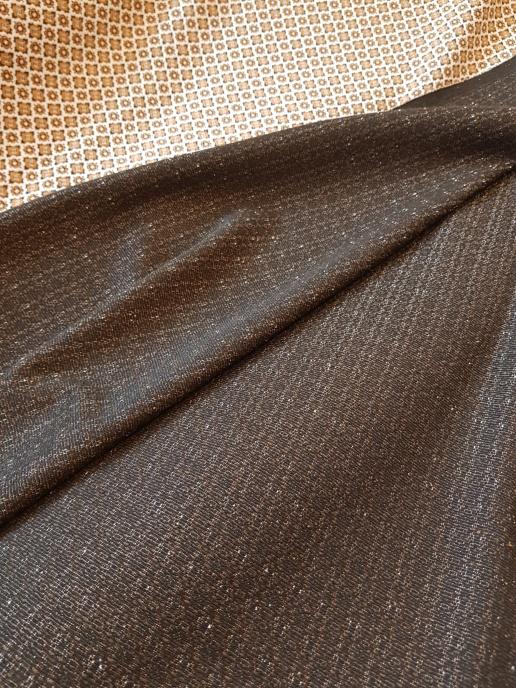Courtelle - Retromönstrad, gula toner