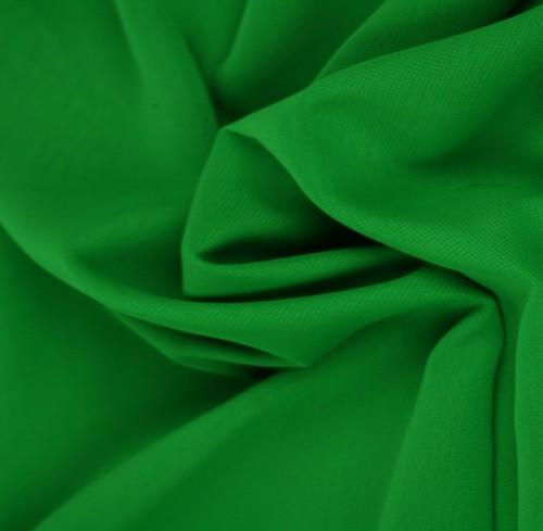 Chiffong - Grön